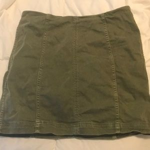 Free people fitted skirt!!